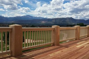 Photo #17: DECK CONSTRUCTION by All Inclusive Construction!