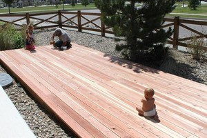 Photo #15: DECK CONSTRUCTION by All Inclusive Construction!