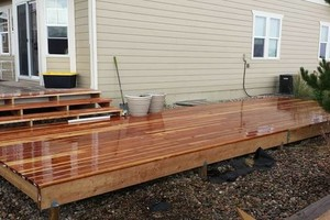 Photo #14: DECK CONSTRUCTION by All Inclusive Construction!