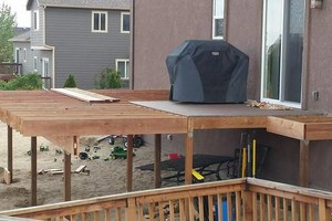 Photo #13: DECK CONSTRUCTION by All Inclusive Construction!