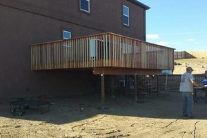 Photo #12: DECK CONSTRUCTION by All Inclusive Construction!