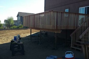 Photo #11: DECK CONSTRUCTION by All Inclusive Construction!