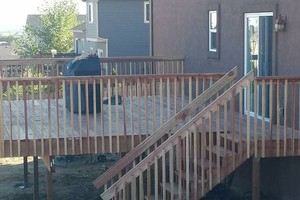 Photo #10: DECK CONSTRUCTION by All Inclusive Construction!