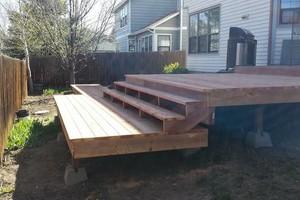 Photo #9: DECK CONSTRUCTION by All Inclusive Construction!