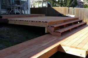 Photo #8: DECK CONSTRUCTION by All Inclusive Construction!