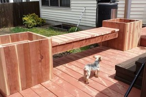 Photo #7: DECK CONSTRUCTION by All Inclusive Construction!