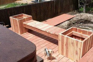 Photo #6: DECK CONSTRUCTION by All Inclusive Construction!