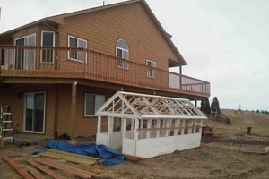 Photo #4: DECK CONSTRUCTION by All Inclusive Construction!
