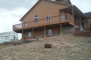Photo #3: DECK CONSTRUCTION by All Inclusive Construction!