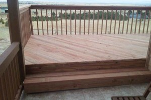 Photo #2: DECK CONSTRUCTION by All Inclusive Construction!