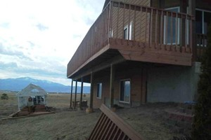 Photo #1: DECK CONSTRUCTION by All Inclusive Construction!