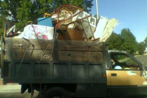 Photo #3: Elvina's Hauling - Women Owned & Operated-BBB Member