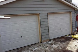 Photo #2: Majestik Garage Doors. Replace & Repair
