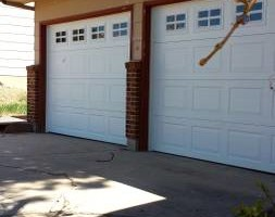 Photo #1: Majestik Garage Doors. Replace & Repair
