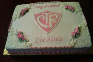 Photo #8: DESIGNER CAKES & DESSERTS FOR ALL OCCASIONS