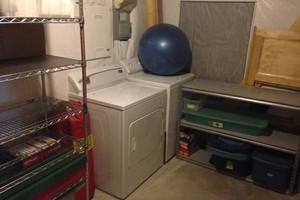 Photo #4: SMS Labor Services - pressure washing, washer/dryer hookup install...