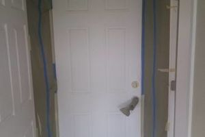 Photo #23: Remodeling, drywall and paint