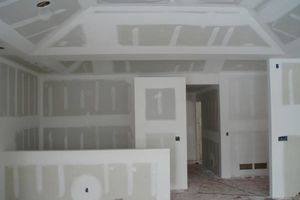 Photo #9: Remodeling, drywall and paint