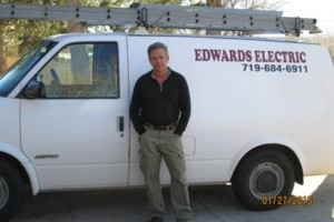 Photo #1: Edwards Electric - Master Electrician
