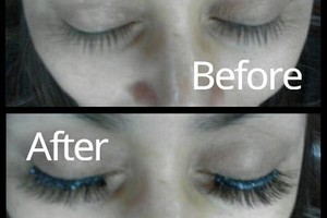 Photo #7: INDIVIDUAL CLUSTER LASHES. Envy Beauty Studio