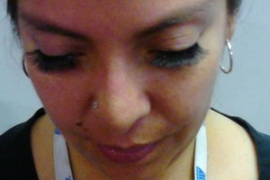 Photo #2: INDIVIDUAL CLUSTER LASHES. Envy Beauty Studio