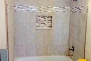 Photo #22: High Quality Tile & Stone installer. Showers- Backsplash-Mosaics