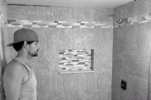 Photo #19: High Quality Tile & Stone installer. Showers- Backsplash-Mosaics