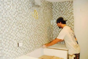 Photo #16: High Quality Tile & Stone installer. Showers- Backsplash-Mosaics