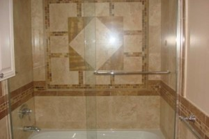 Photo #3: High Quality Tile & Stone installer. Showers- Backsplash-Mosaics