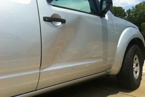 Photo #3: Mobile Dent & Scratch removal