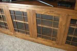 Photo #15: Custom Woodworking Artistic. Wood Designs