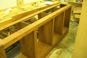 Photo #11: Custom Woodworking Artistic. Wood Designs