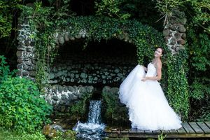 Photo #3: Outdoor Wedding Package - $500
