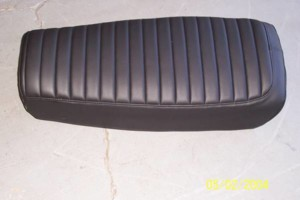 Photo #9: Cycle and Scooter Seat Reupholstery