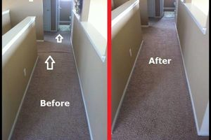 Photo #2: Carpet Cleaning. Stretching & Repair