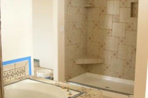 Photo #21: Laos Construction, LLC. Tile Installation