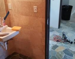 Photo #6: Custom Tile Creations by M&Bill Tile