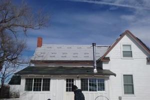 Photo #13: Hugo's Roofing crew