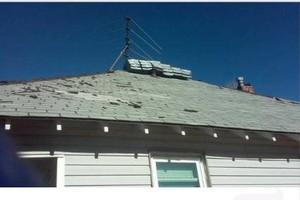 Photo #9: Hugo's Roofing crew