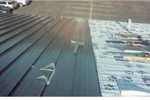 Photo #1: Hugo's Roofing crew