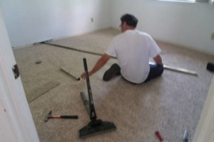 Photo #1: Tyler's Carpet Care & Property Preservation Services. Carpet Stretched or Repaired?