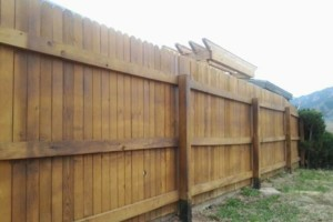 Photo #7: Kirlin Fencing and Deck