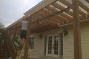 Photo #6: Kirlin Fencing and Deck