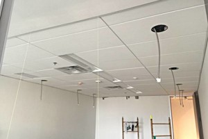 Photo #4: GRID CEILING / ACOUSTICAL TILE / CIELOS / GRID X / SUB CONTRACTOR