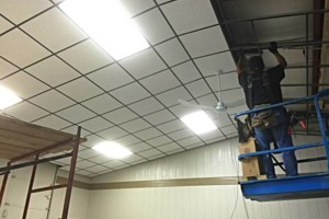 Photo #2: GRID CEILING / ACOUSTICAL TILE / CIELOS / GRID X / SUB CONTRACTOR