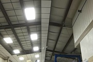 Photo #1: GRID CEILING / ACOUSTICAL TILE / CIELOS / GRID X / SUB CONTRACTOR