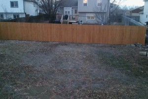 Photo #1: Fencing & Landscaping. Low Rates!