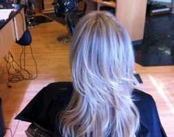 Photo #3: Color, Cut, Style, Hair Masque only $99