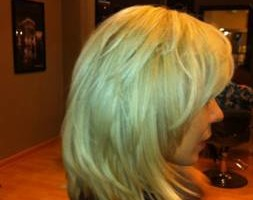 Photo #4: Color, Cut, Style, Hair Masque only $99