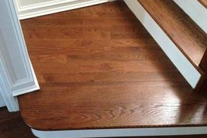 Photo #3: Hardwood Floors, Laminate, Vinyl, Tile